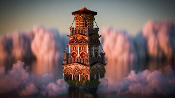 Temple of Yun Minecraft Map & Project