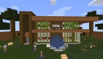 Casa Moderna 3 Minecraft Map & Project