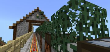 MINECRAFT METRO SYSTEM - RELEASE 20210630 Minecraft Map & Project