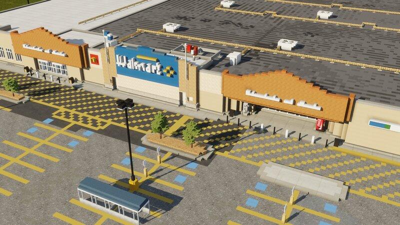 Okanessa Walmart