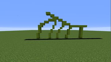 Stick bug in note block form! Minecraft Map & Project