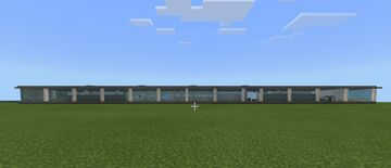 Lake-port Airport Minecraft Map & Project