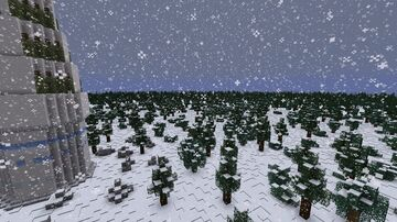 Custom Survival Map Red World (3000x3000) Minecraft Map & Project