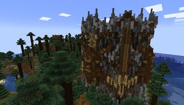 Viking Theme Mob Farm - Build Idea - [World Download] Minecraft Map & Project