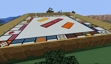 Playable Games Minecraft Map & Project