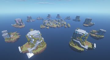 Hypixel Bedwars Map Free Download Minecraft Map & Project