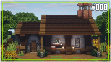 ⚒️ Minecraft: Medieval Bakery Minecraft Map & Project