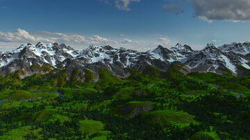 Fjeldor Minecraft Map & Project