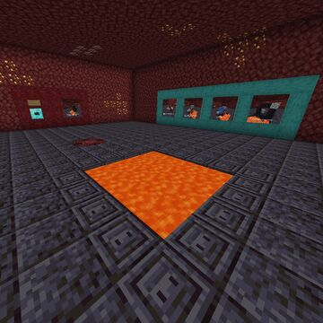 Speedrun Portal Trainer (it makes sense when you look at it) Minecraft Map & Project