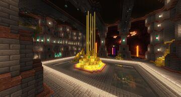 Underground Sanctuary Minecraft Map & Project