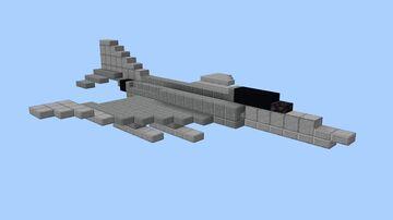 Mcdonnel Douglas F-4G Phantom II Wild Weasel Minecraft Map & Project