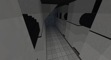 SCP: Containment Breach Minecraft Map & Project