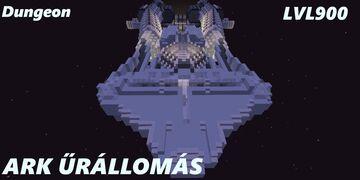 Fallen Spaceship Minecraft Map & Project