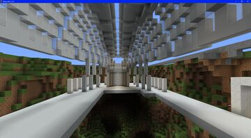 WTC Transportation Hub Minecraft Map & Project