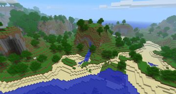 Pack.png World Minecraft Map & Project