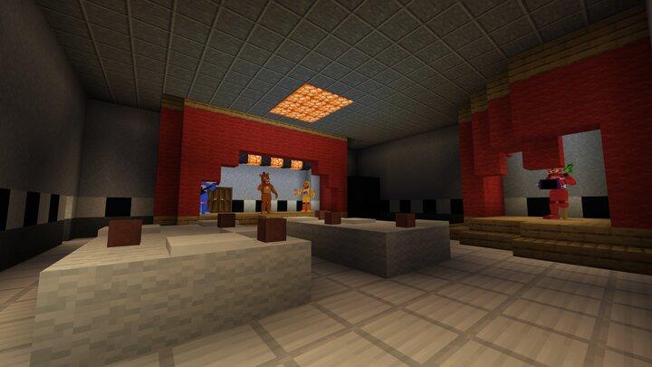 Main Pizzeria Room