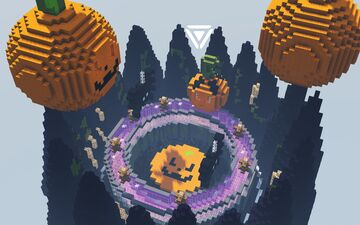 Halloween ❯ Sumo Event map Minecraft Map & Project