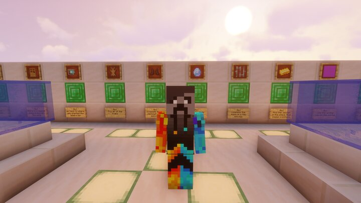 Achevment Station With Shaders