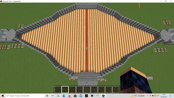 Arena battle (with mini-games) 1.16.3 Minecraft Map & Project