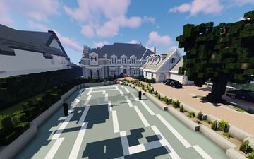 Chaparal Street Home Minecraft Map & Project