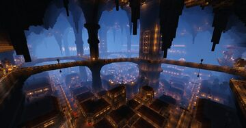 Dwarven city of BrazenThrone (WIP download when finished) Minecraft Map & Project