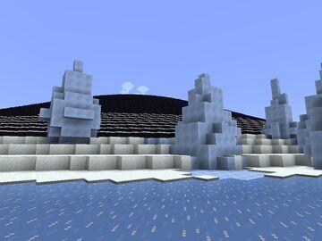 Arcticano Minecraft Map & Project