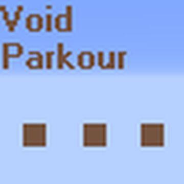 Void Parkour V1.0 Minecraft Map & Project