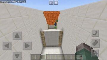 Lava Run Minecraft Map & Project