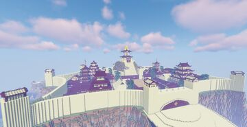 Sentai Golden City from Exo-Force Minecraft Map & Project