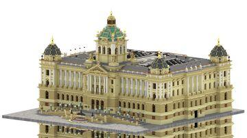 Repro - Czech national museum Minecraft Map & Project