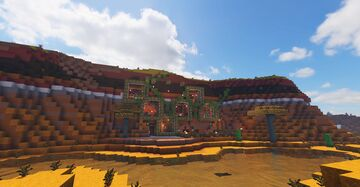 Survival Base 1.16.5 Minecraft Map & Project