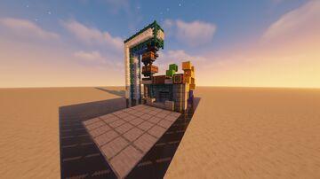 UNO! Redstone Machine Minecraft Map & Project