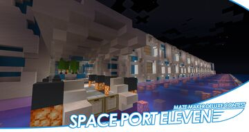   Space Port Eleven   Maze Maker Deluxe Contest   Minecraft Map & Project