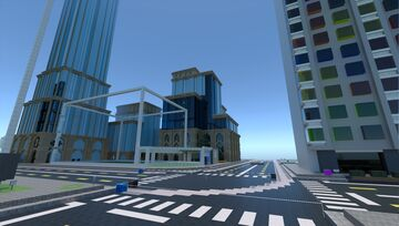 Purpur Place Minecraft Map & Project