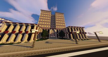 Frutopia - Bayem Apartments Minecraft Map & Project