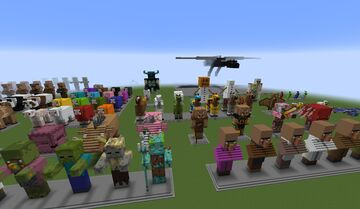 Thediamond637 Principal world version 1.0 Minecraft Map & Project