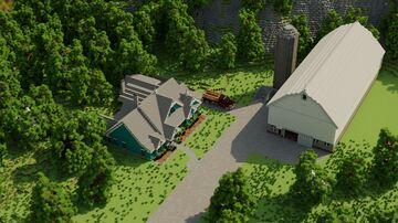 Farming Fiasco Minecraft Map & Project
