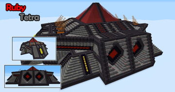 Rockberry - Ruby Tetra Module Minecraft Map & Project