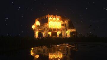 [Bedrock] [MrSwatPL] Villa | Completed Minecraft Map & Project