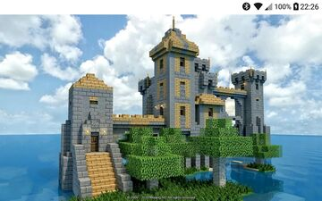 build free Minecraft Map & Project