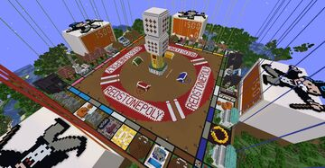 Redstone Monopoly in Minecraft Minecraft Map & Project