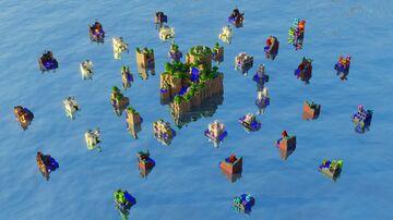 Parkourama Minecraft Map & Project
