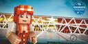 Parc des Expositions Poitiers Minecraft Map & Project