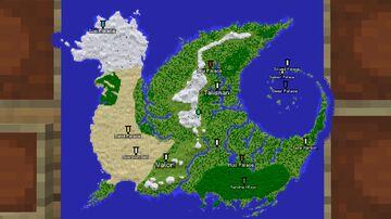 Pyrrhia Minecraft Map & Project