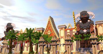 Desert Temple [] Adventure Map [] Minecraft Map & Project
