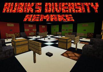 Rubik's Diversity remake Minecraft Map & Project