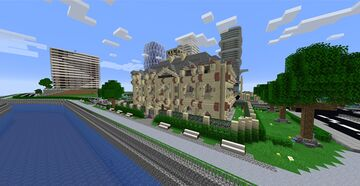 Manoir / Manor / Little Castle Minecraft Map & Project
