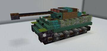 Ersatz Panther/M10 (Redux) Minecraft Map & Project