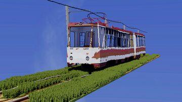 Rusty tram Minecraft Map & Project