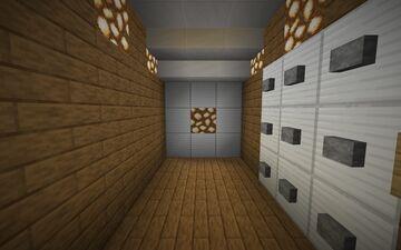 Giant Underground Redstone House Minecraft Map & Project